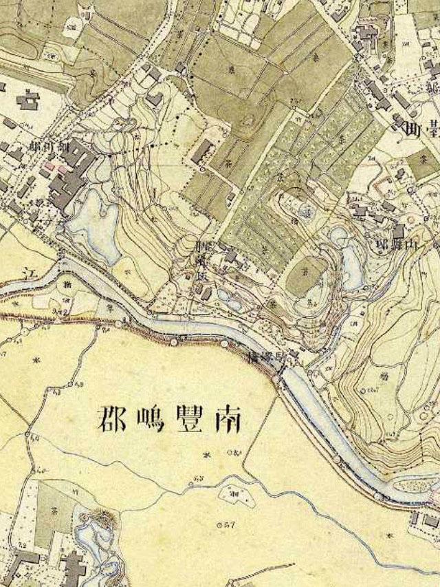 明治初期の駒塚橋