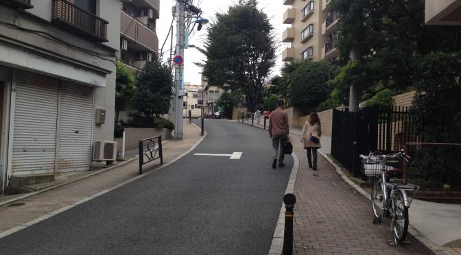 本妙寺坂と遠山の金さん