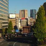 東京一の観光坂道、九段坂