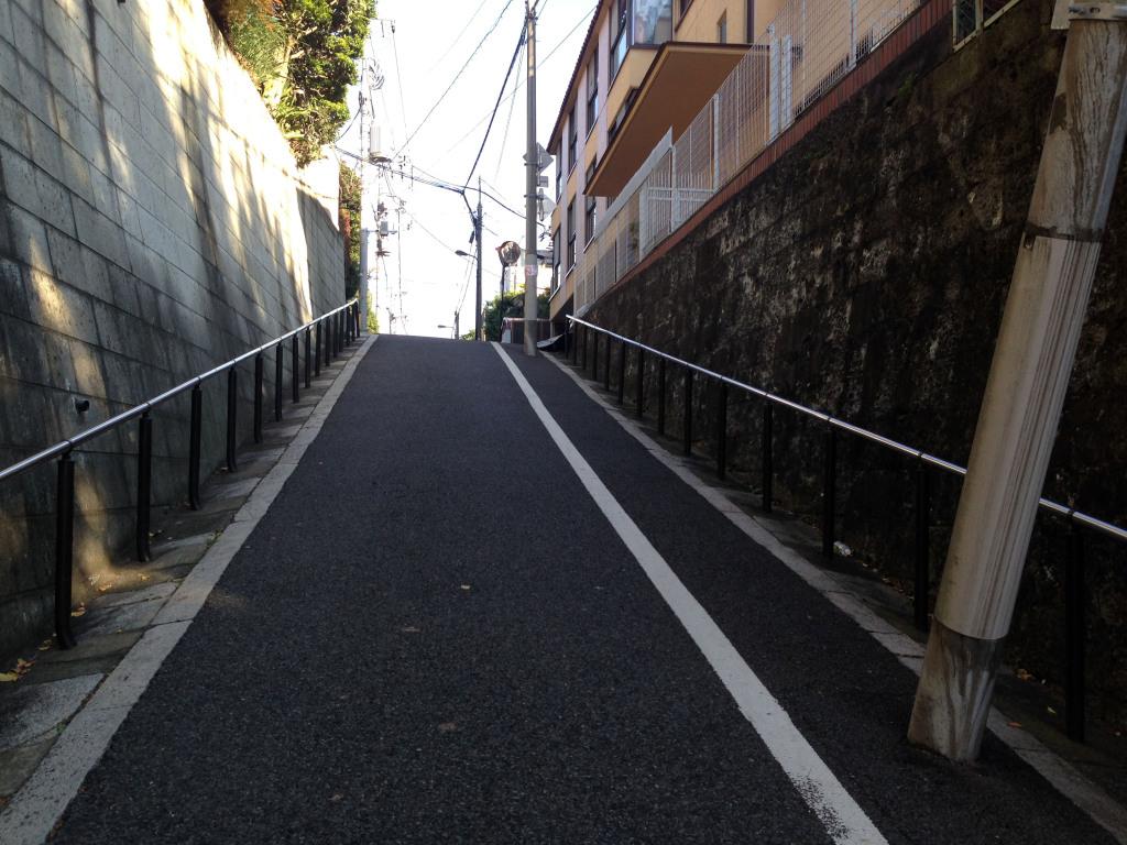 鷺坂上の坂