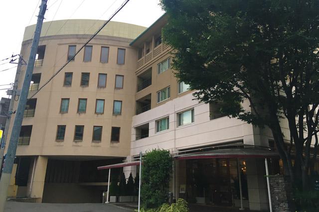 アグネスホテル