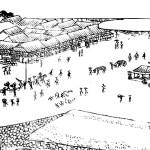 牡丹屋敷(江戸名所図絵)