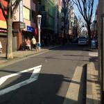 新宿区神楽坂と光照寺(牛込城跡)