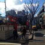 新宿区神楽坂のオシャレな坂たち