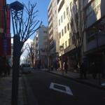 新宿区神楽坂と漱石先生