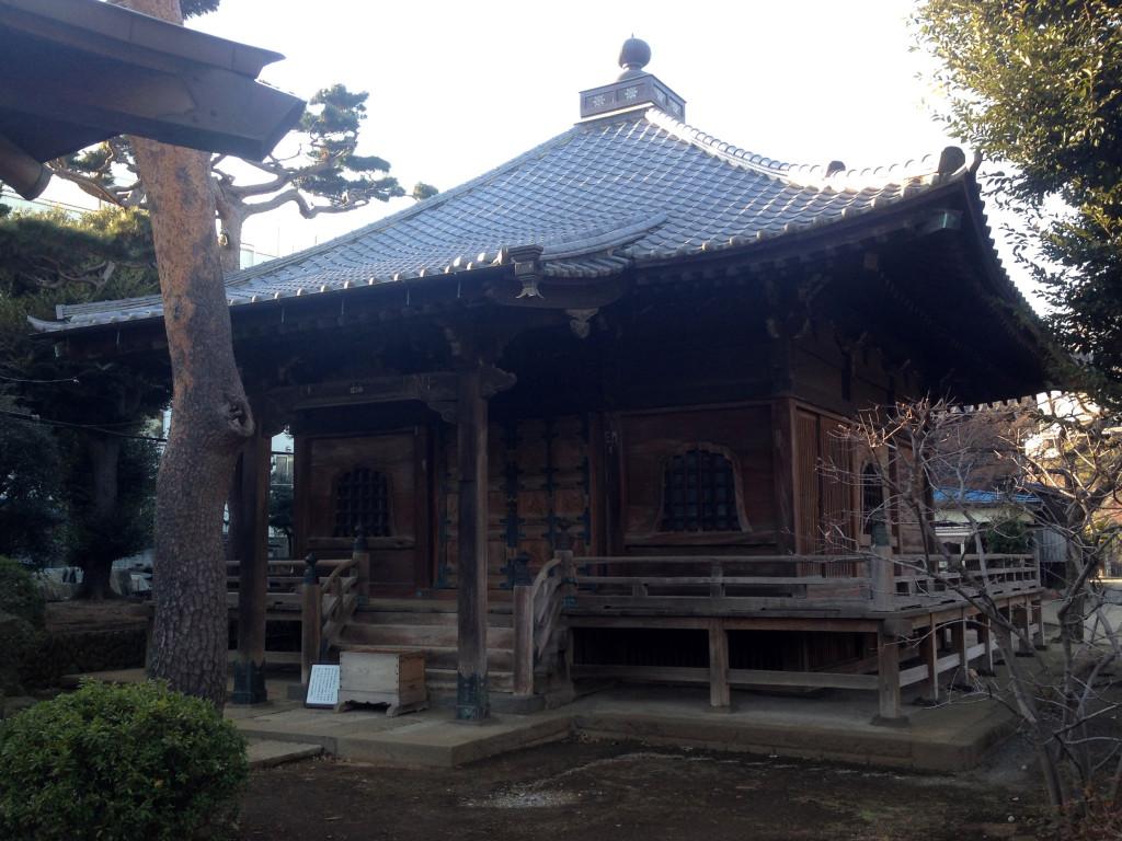護国寺薬師堂