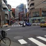 文京区団子坂と江戸川乱歩