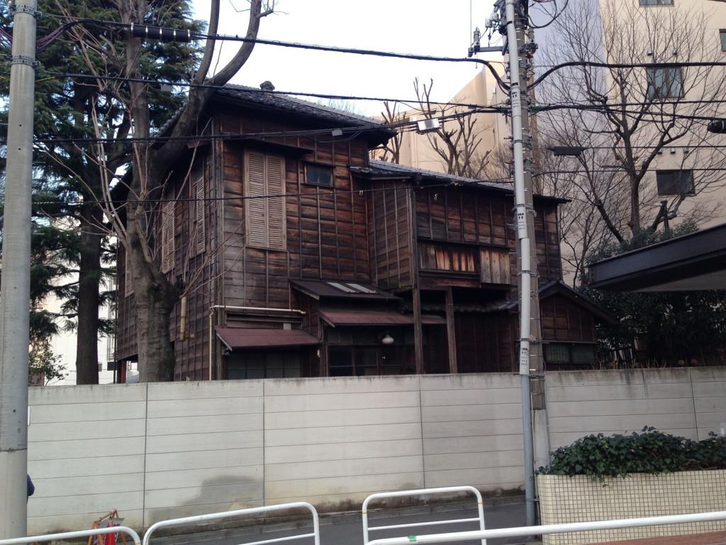 日本女子大学旧教員住宅