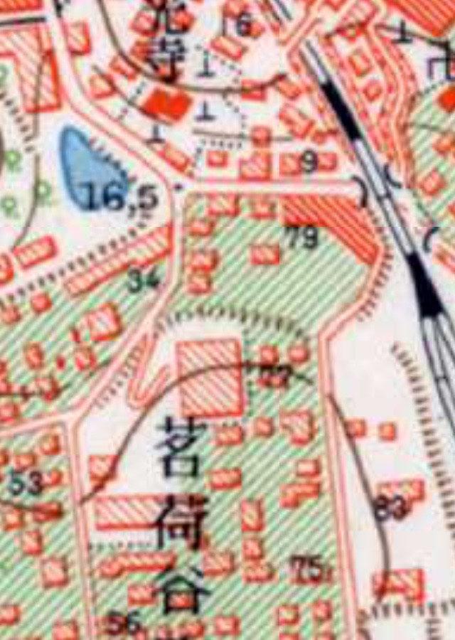 昭和30年代の池