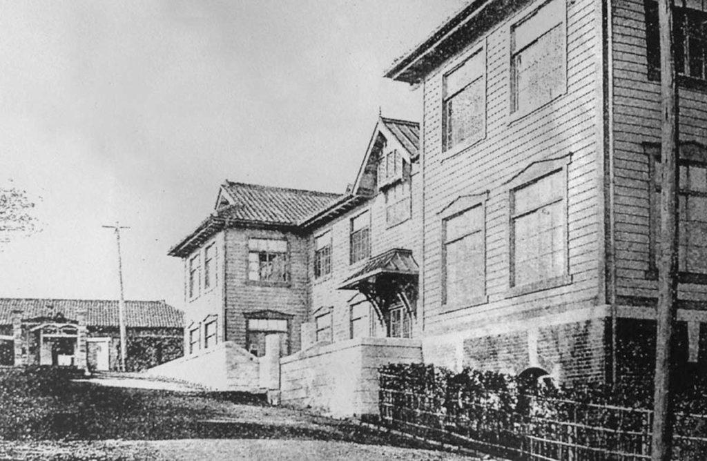 古写真:開運坂道場
