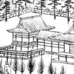 白山神社わたり廊下
