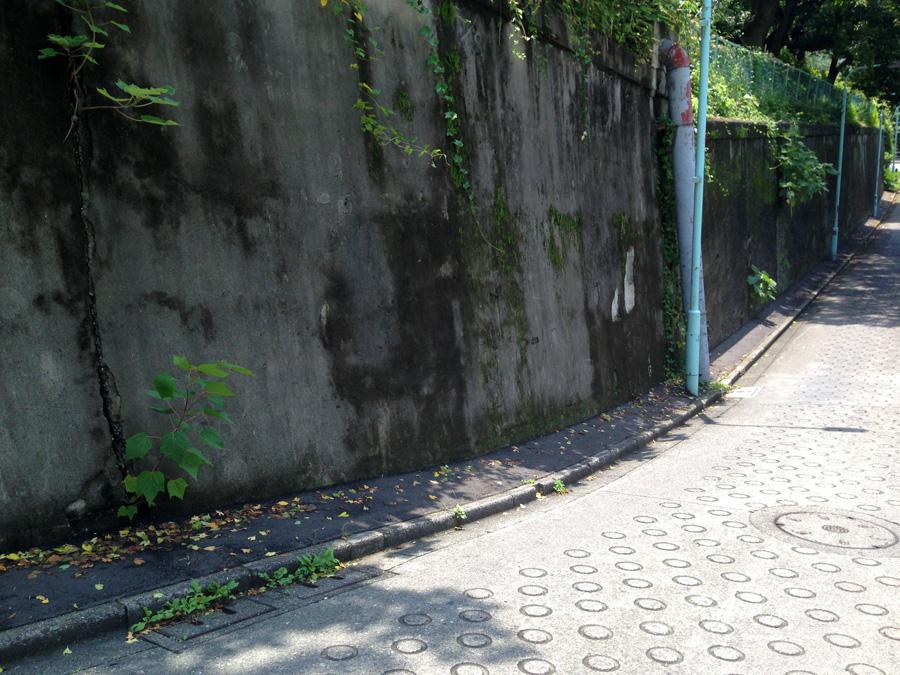 元町小学校横穴跡