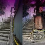 千駄木藪下通りとおばけ階段の事件