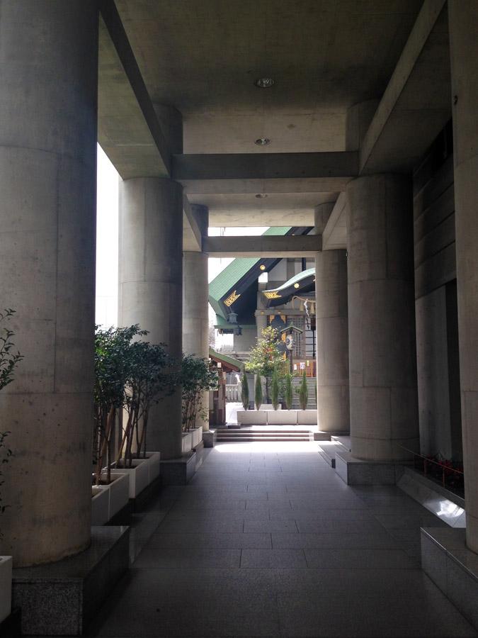 千代田区筑土神社
