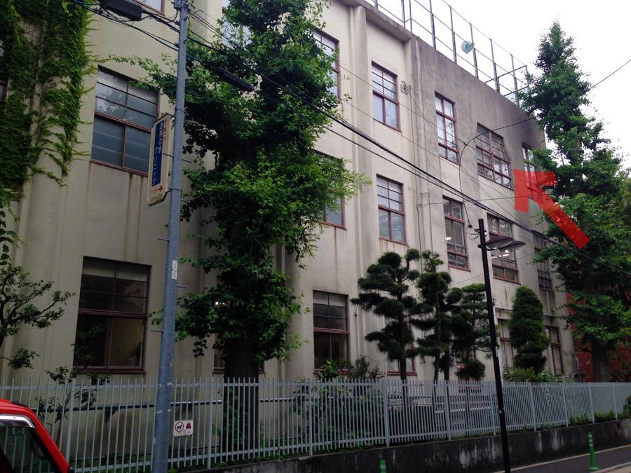 旧元町小学校