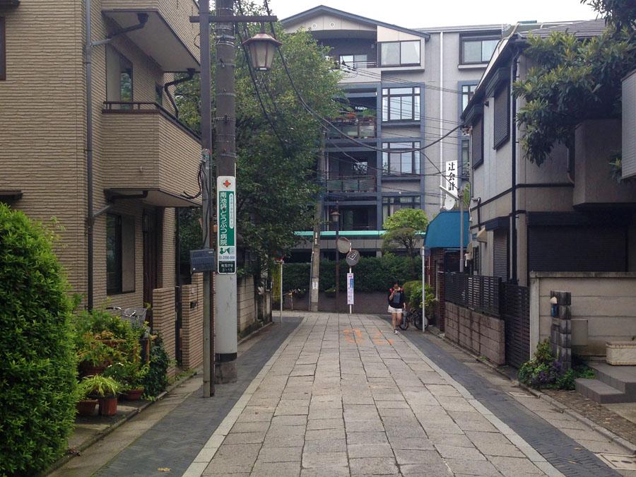 古鎌倉街道終点