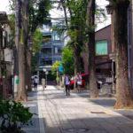 都会に残る鎌倉街道をゆく4 江戸情緒豊かな雑司ヶ谷鬼子母神編