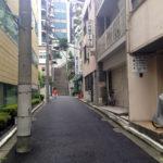 関東大震災特集:千代田区の逞しすぎる女坂と痛々しい男坂