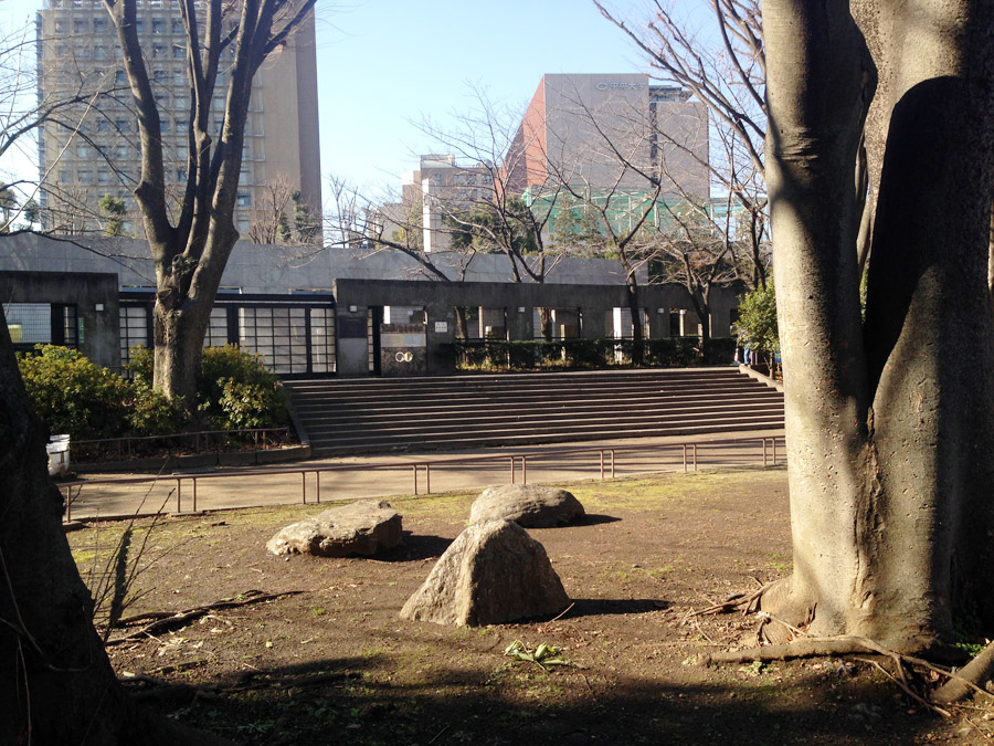 東京都戦没者霊苑