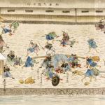 絵巻、古地図で見る桜田門外の変