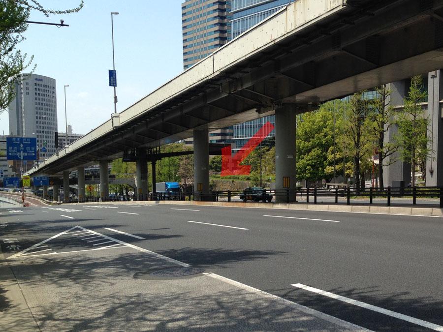 赤坂見附の石垣