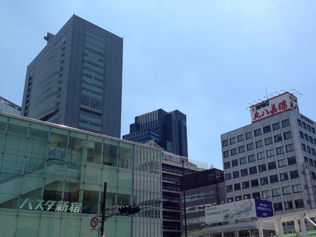 君の名は。バスタ新宿