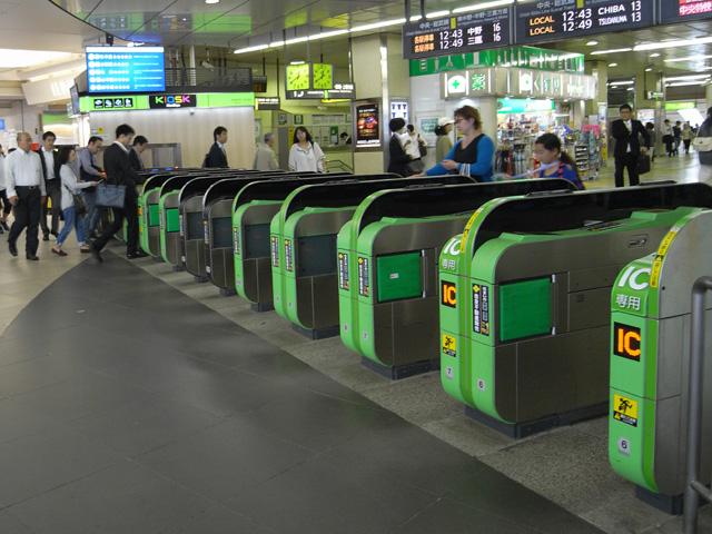 君の名は。新宿駅南口改札