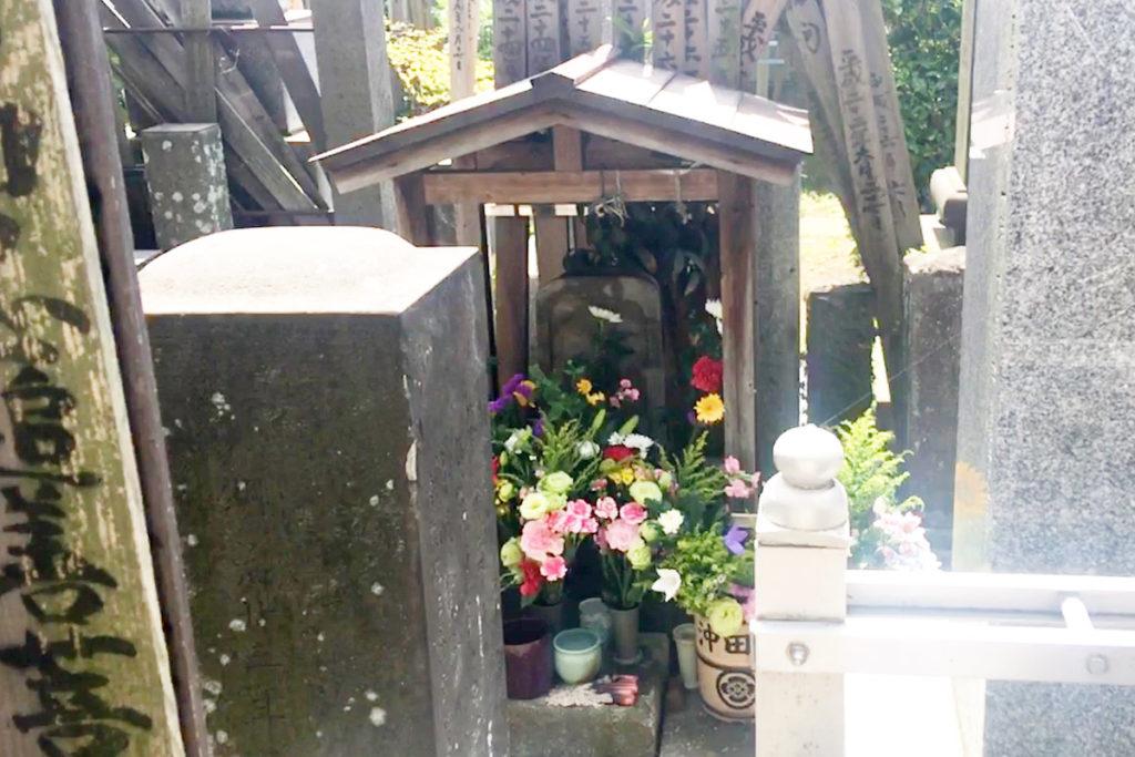 沖田総司墓