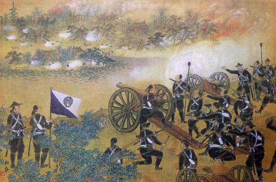 佐賀藩アームストロング砲