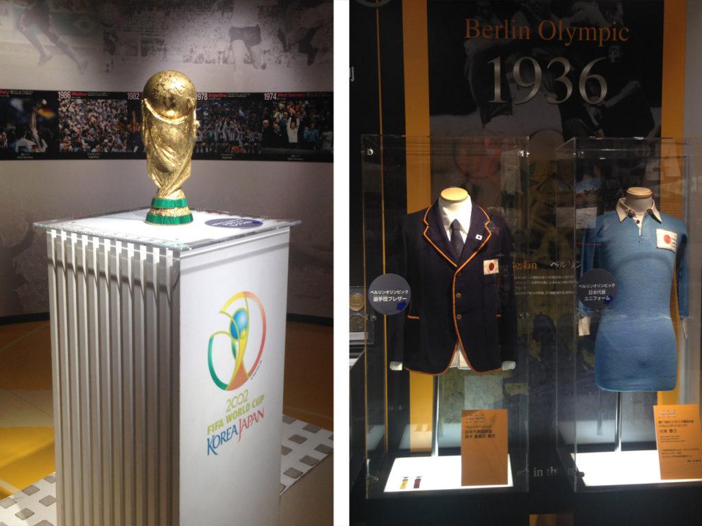 ジュールリメ杯とベルリンオリンピックユニホーム