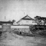 維新直後の古写真:田安門