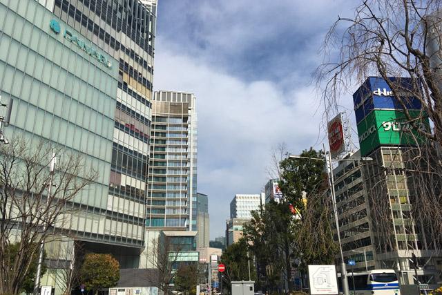 キルポイント・大丸百貨店
