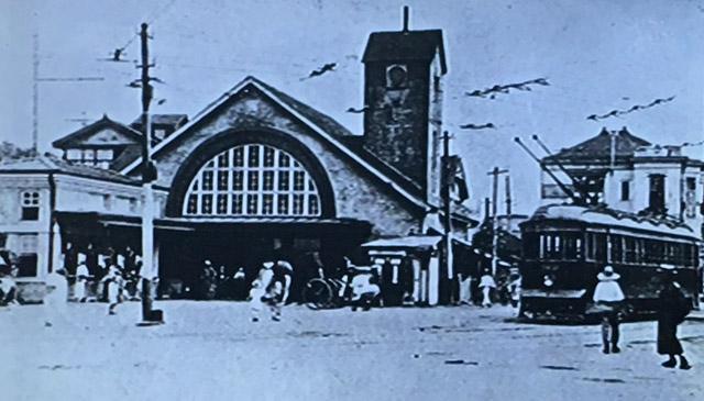 その頃の渋谷駅