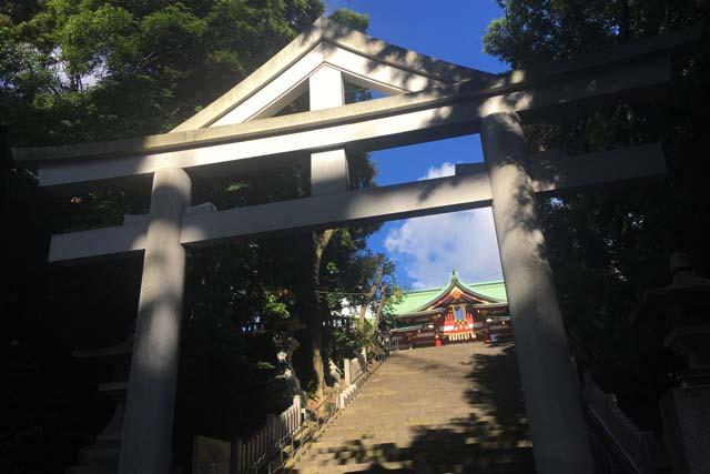 山王日枝神社表門
