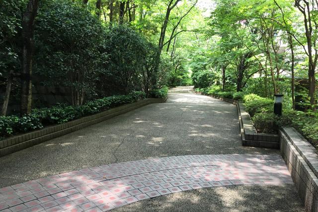 神谷町緑道