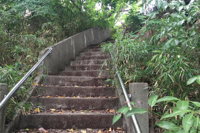西久保八幡神社北参道