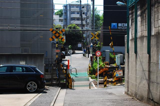 小田急線踏切