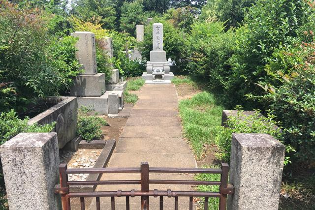 吉井友実墓