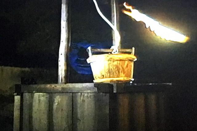 お菊の井戸