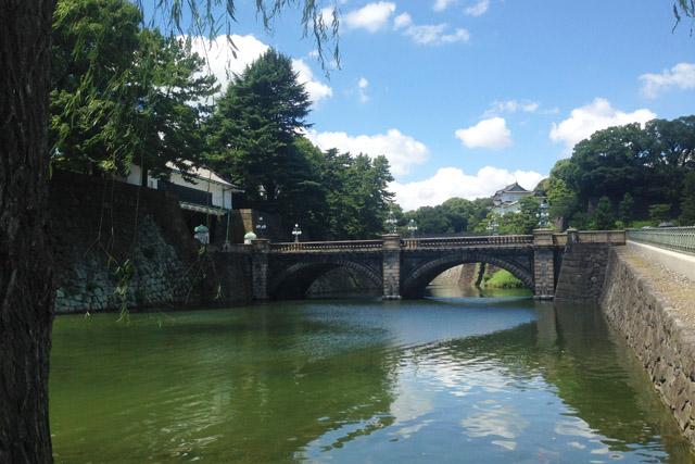 二重橋正門