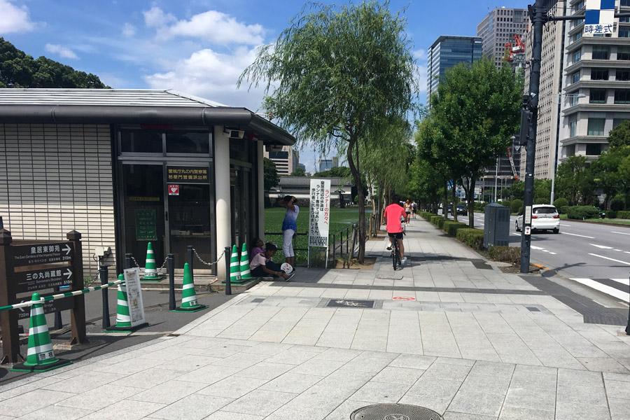 桜田門の交番