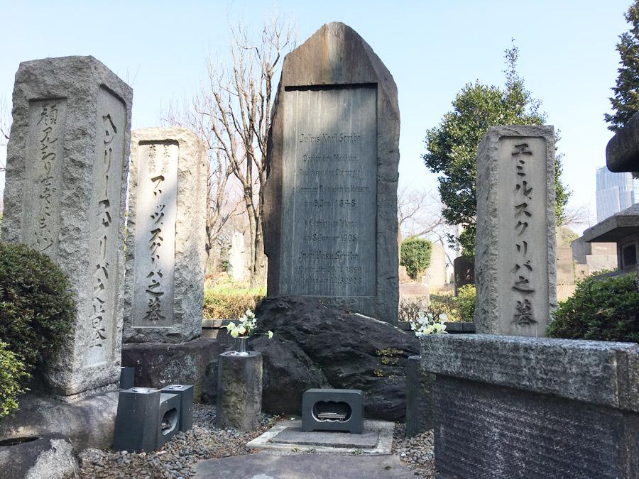 スクリバ家の墓