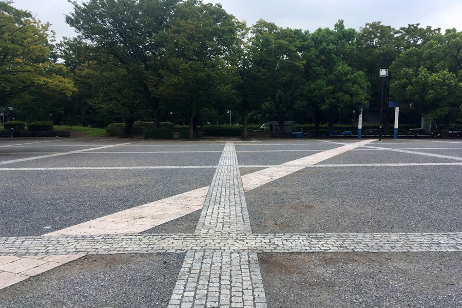 代々木公園イベント広場(現存)