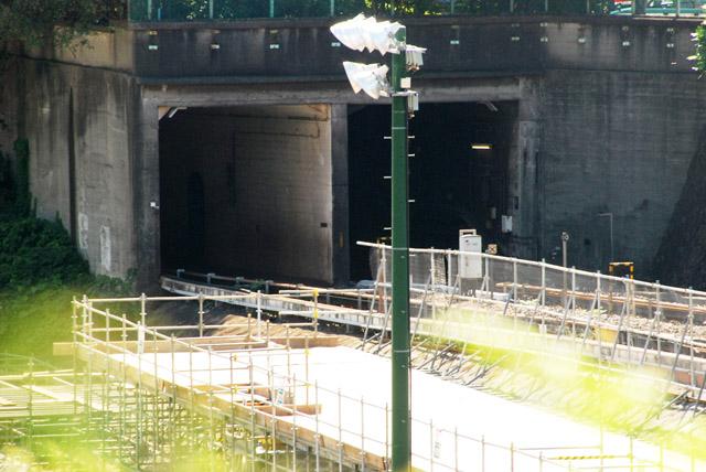 四ツ谷のトンネル
