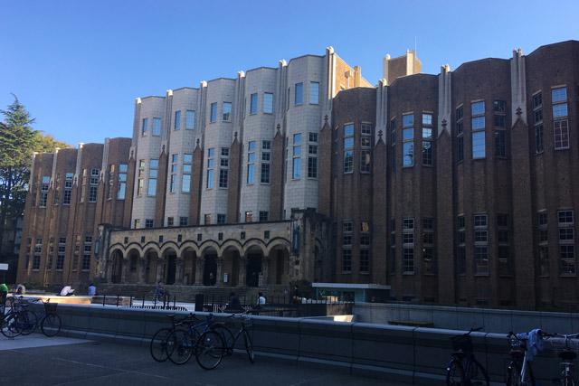 東京大学総合図書館