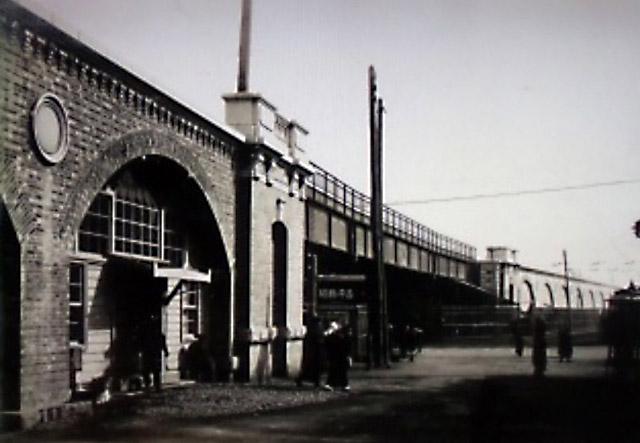 古写真:昌平橋駅