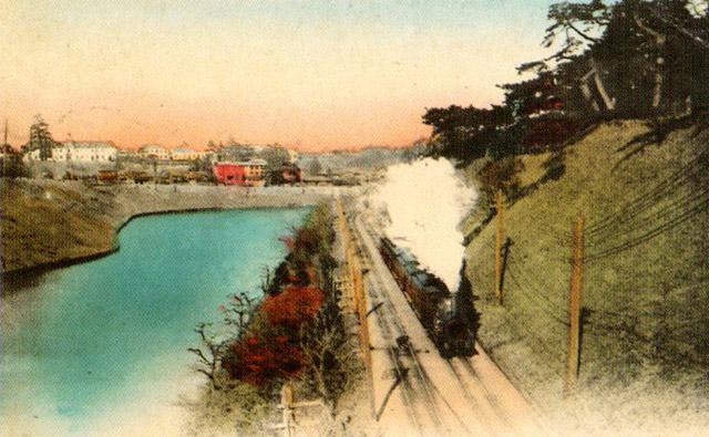 古写真:甲武鉄道
