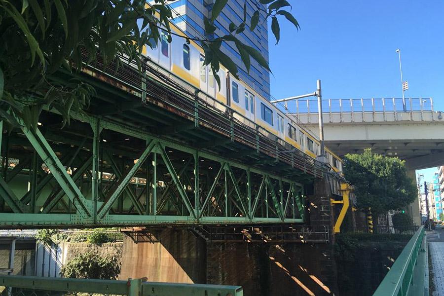小石川通り架道橋