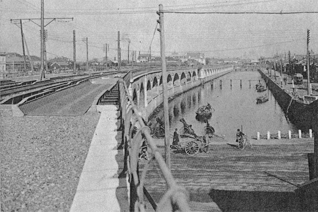 明治四十二年の幸橋