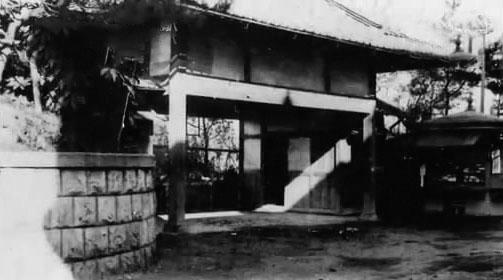 古写真:甲武鉄道牛込駅
